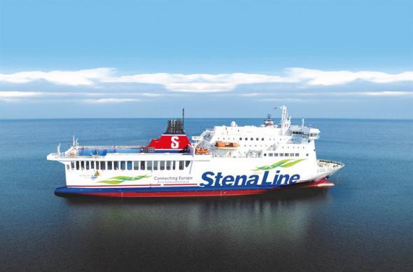 Stena Vinga är ett av Stena Lines mest flexibla fartyg och har under pandemin bland annat seglat på Irländska sjön, Östersjön och på Stena Lines linjer mellan Sverige och Tyskland och Danmarke och Tysk