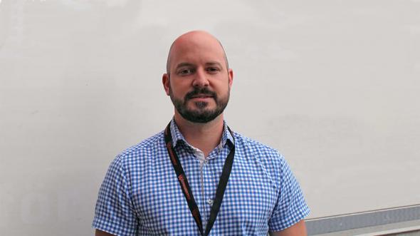 Tomas Grönqvist, ny Logistikchef på Widriksson Logistik.