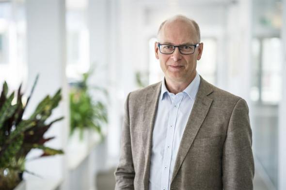 Anders Kullgren, forskningschef på Folksam.