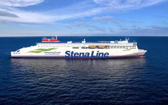 Stena Lines nybyggda fartyg är både större och mer energieffektiva än tidigare fartyg.