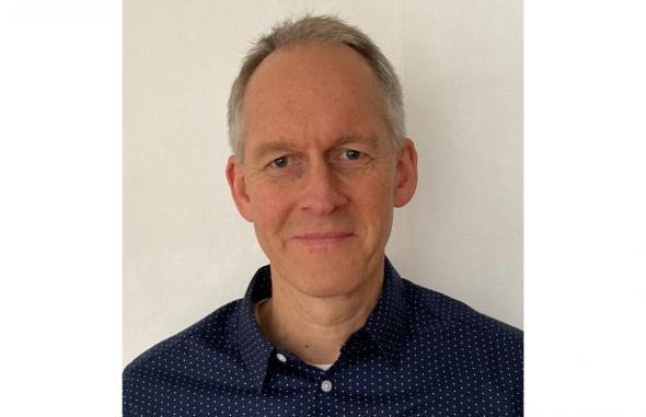 Fredrik Cederstav, projektledaren RISE.