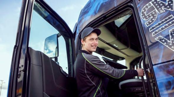 Herman Borring är en tidigare Yrkes-SM-vinnare.