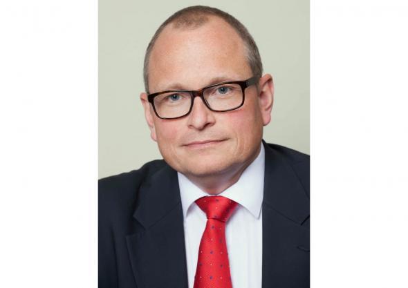 Dennis Olesen, Managing Director på APM Terminals Nordic.