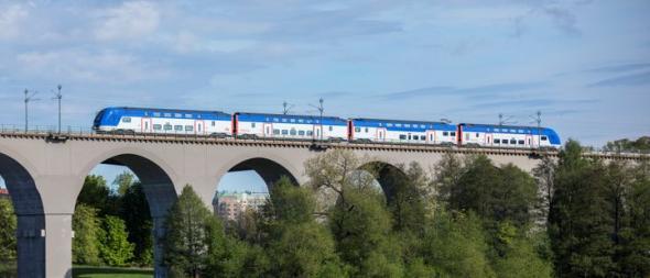 Mälartågs satsning i vinter innebär ytterligare tolv nya dubbeldäckare på spåren i Stockholm-Mälardalen och många nya avgångar.