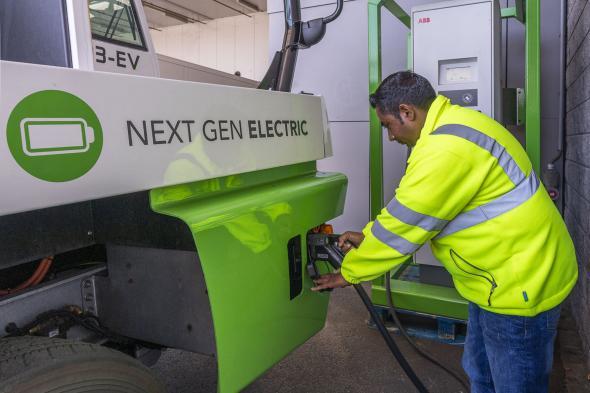 N.C. Nielsen är Danmarks största leverantör av gaffeltruckar, terminaltraktorer och specialmaskiner. Företaget har fler än 250 medarbetare och en årlig omsättning på över 1 mia. kronor. Med utgångspunkt i kundanpassad rådgivning, hög servicekvalitet och specialanpassade lösningar säljer N.C. Nielsen Terberg terminaltraktorer, Konecranes containertruckar och reachstackere samt trailers och utrustning för tungt gods i hela Skandinavien.