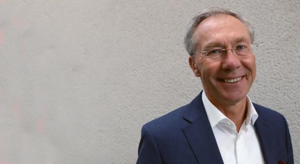 Magnus Strand, CEO för DB Schenker, Cluster Sweden, Denmark, Iceland.