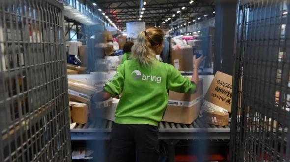 Paketvolymen i Sverige har ökat med över 60 procent.